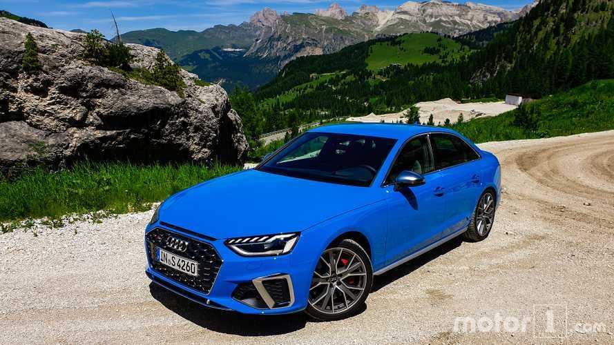 Essai Audi S4 TDI (2019)