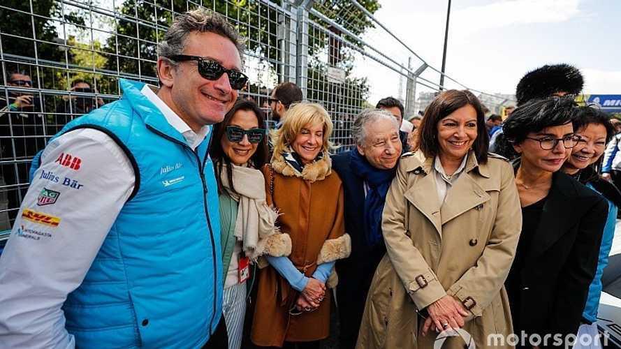 La Fórmula E varió su vestimenta por los 'chalecos amarillos' en París
