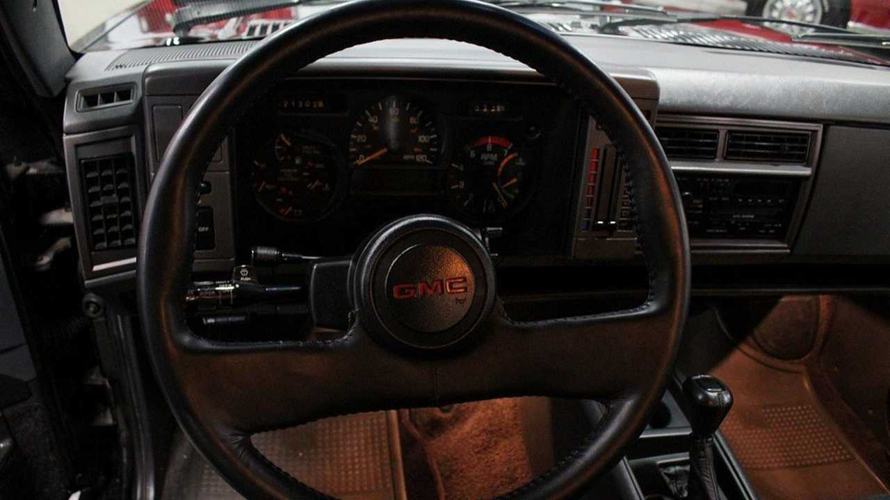 Set The World Ablaze In This 1991 GMC Syclone