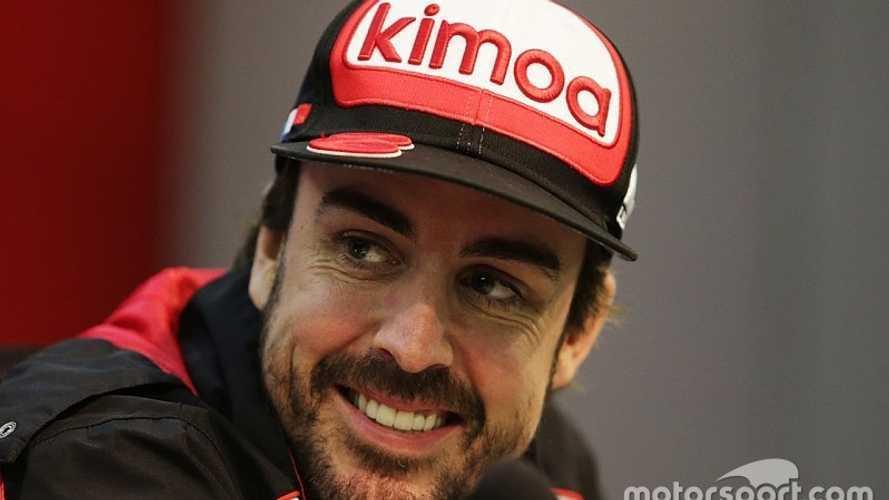 Oficial: Fernando Alonso no seguirá con Toyota en el WEC
