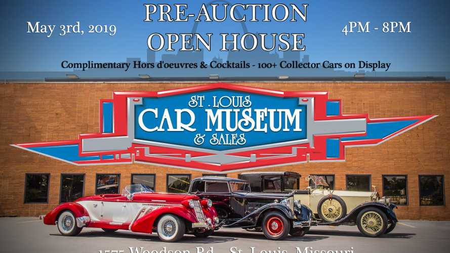 St. Louis Car Museum To Host Open Evening