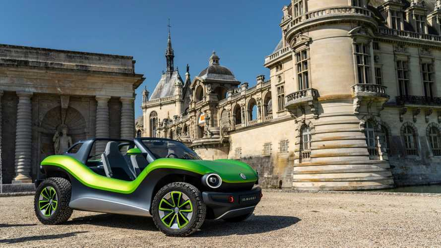 Volkswagen I.D. Buggy Awarded By Audience At Concours d'Elegance
