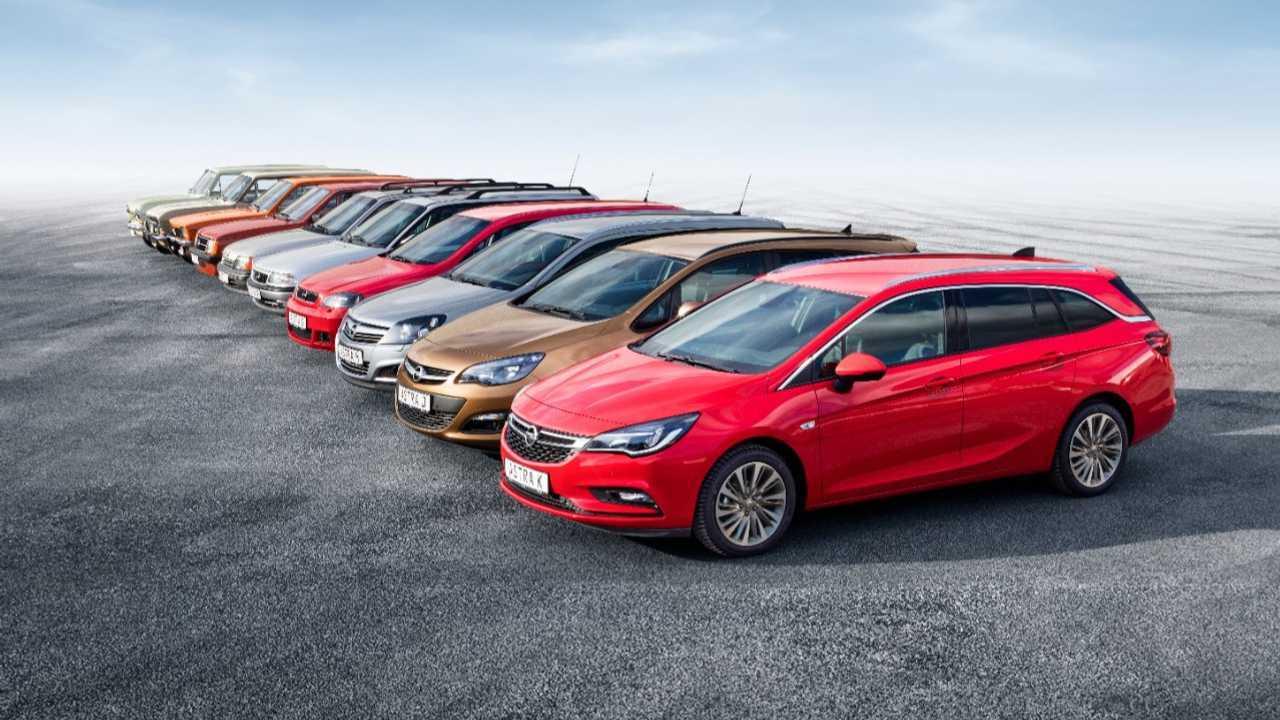 Opel Astra (ICE)