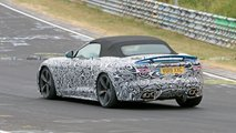 Jaguar F-TYPE Coupé y Convertible 2020, espiados en Nürburgring