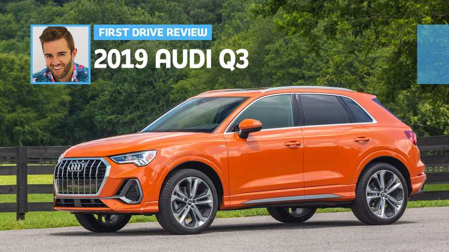 2019 Audi Q3 First Drive: Honey, I Shrunk The Flagship