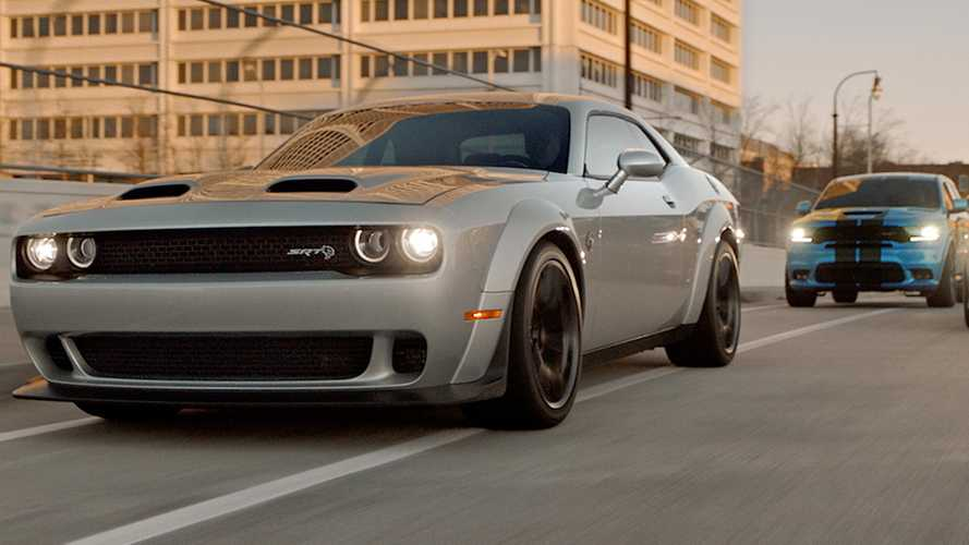 Dodge Incentive Slices $10 Per HP Off Model's Price, Hellcats Included