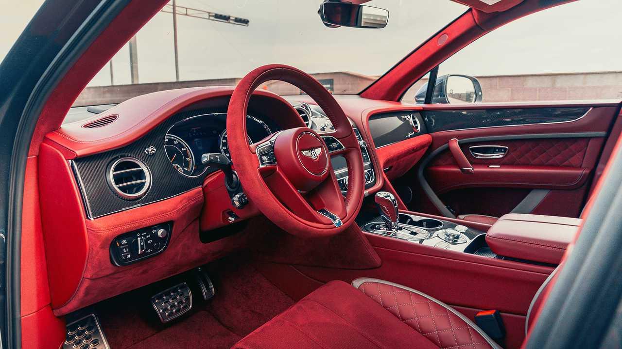 Bentley Bentayga Speed 2020 Analisis Rendimiento Y Precio Gossip Vehiculos