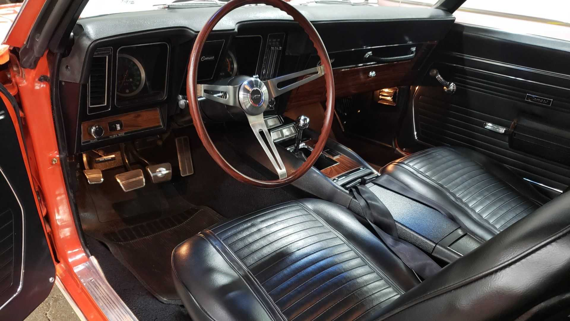 """[""""Be The Star Of Any Show With A 1969 Chevrolet Camaro Z/28""""]"""