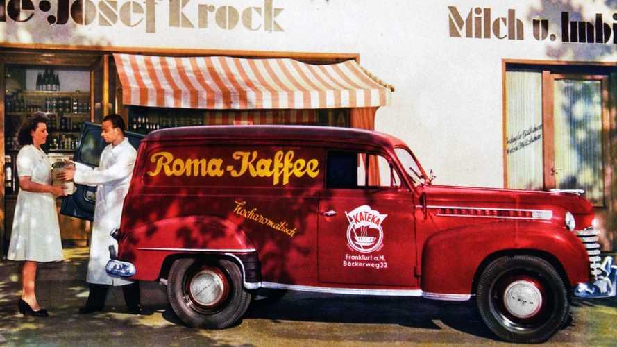 120 anni di veicoli commerciali Opel. Dal 1899 agli anni Sessanta