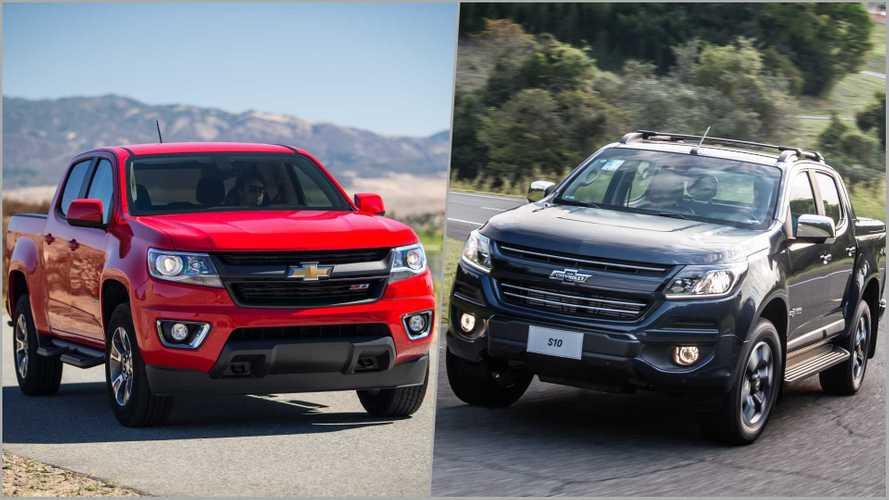 Chevrolet S10 e Colorado devem ser unificadas na próxima geração