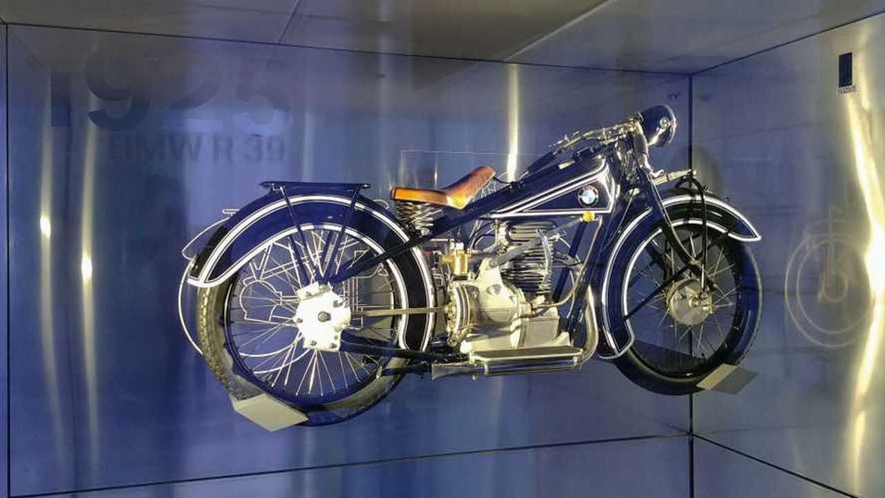 1925 BMW R39