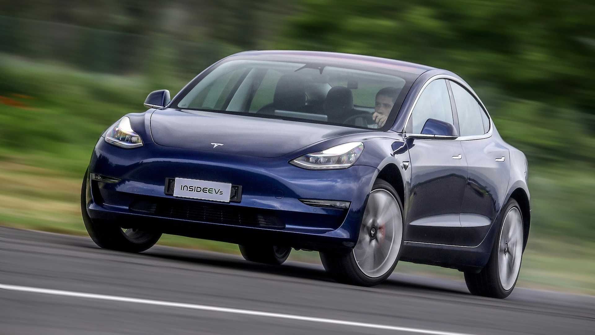 As Tesla Pushes Forward, The Electric Car Landscape Is Changing