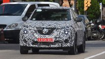 Nuova Nissan Juke, le spy photo