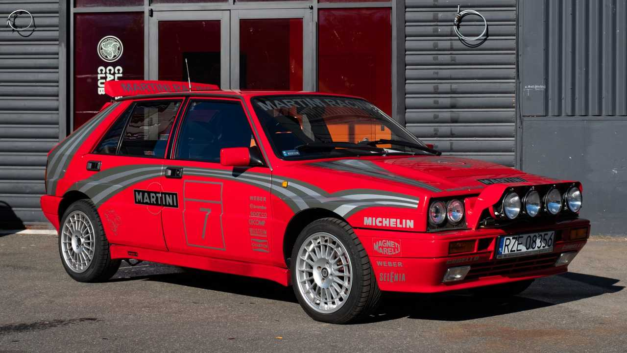 Lancia Delta Integrale 16V 1989, subasta fallida