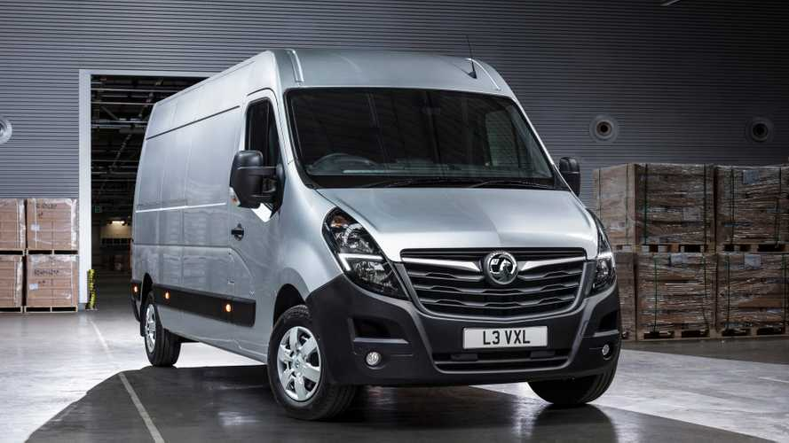 Vauxhall's new Movano van breaks cover