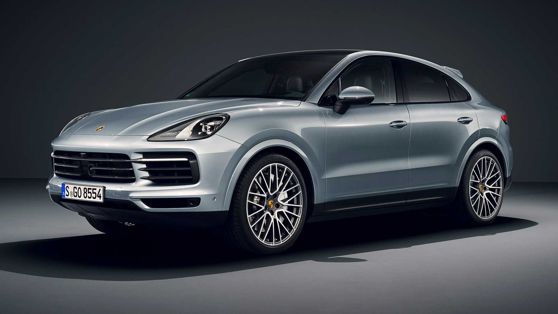 2020 Porsche Cayenne S Coupe Debuts As A 434 Hp Middle Child