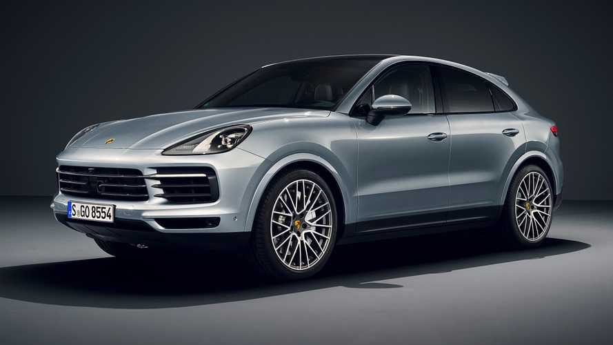 2020 Porsche Cayenne S Coupe Debuts As A 434-HP Middle Child