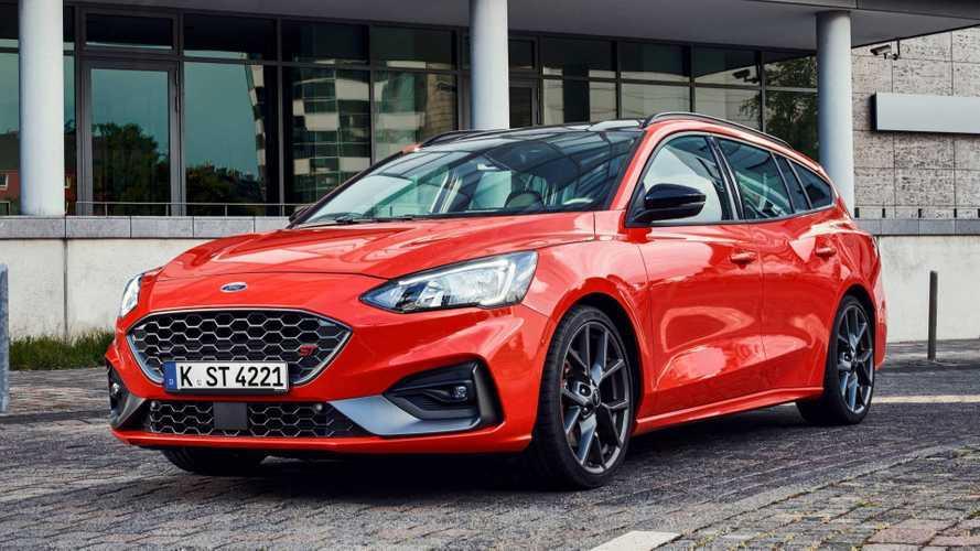 Az új Ford Focus ST kombiváltozata is megérkezett az utakra