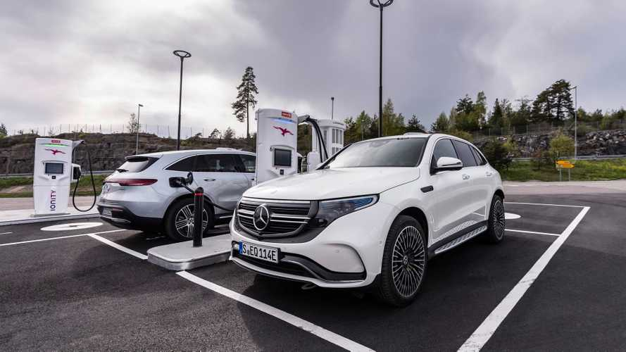 Mercedes Delays EQC Electric SUV Launch By A Year In U.S.