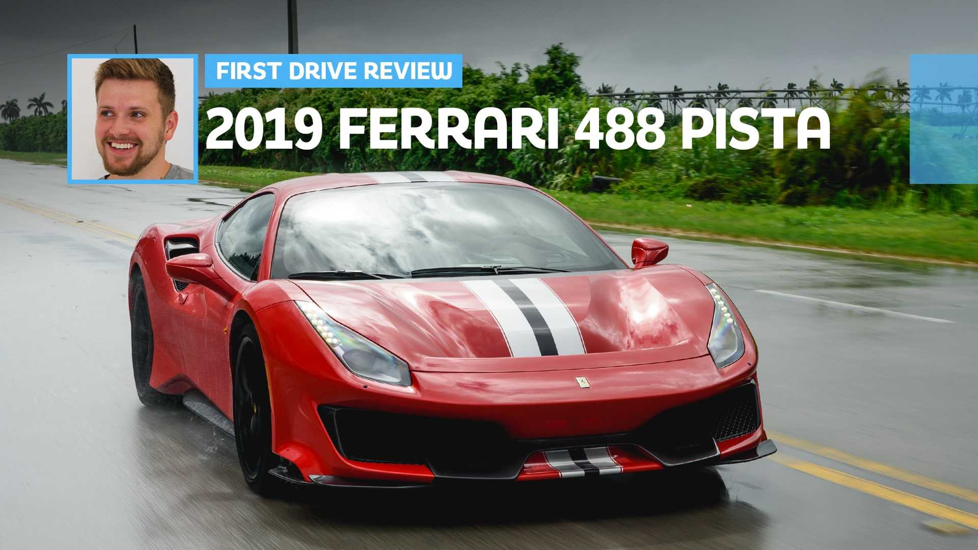 2019 Ferrari Cars Models And Prices Car And Driver >> 2019 Ferrari 488 Pista First Drive Proving What S Possible