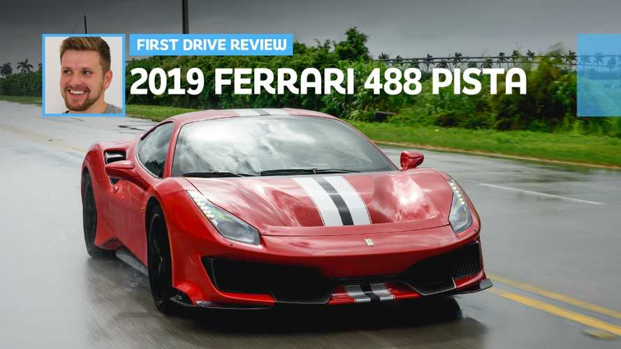 2019 Ferrari 488 Pista First Drive: Proving What's Possible