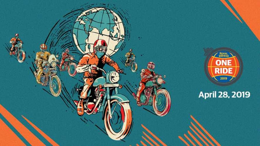 Royal Enfield One Ride 2019, il raduno globale scalda i motori