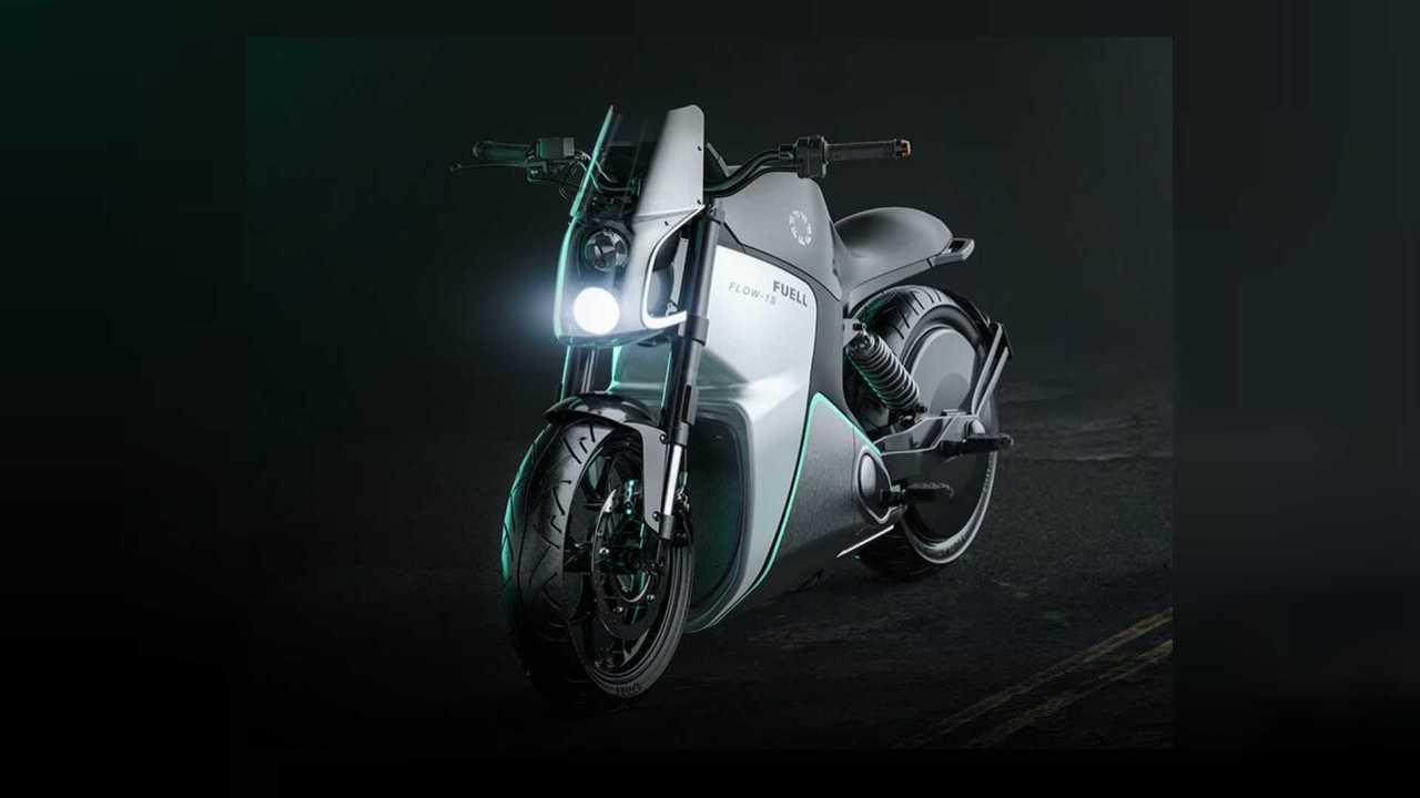 Fuell Flow Elektrikli Motosikleti