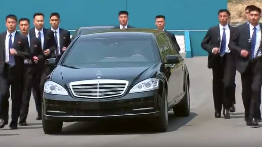 This is how Kim Jong Un gets his million-pound Maybachs