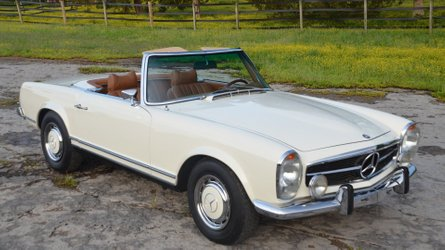 Say yes to a stunning 1970 mercedes benz 280sl
