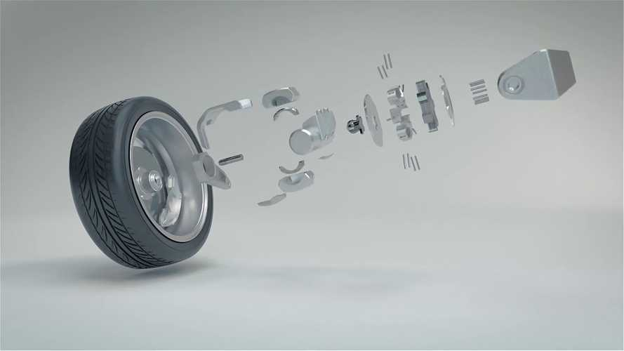 Israeli EV Wheel Startup Wants to Compete With VW's MEB