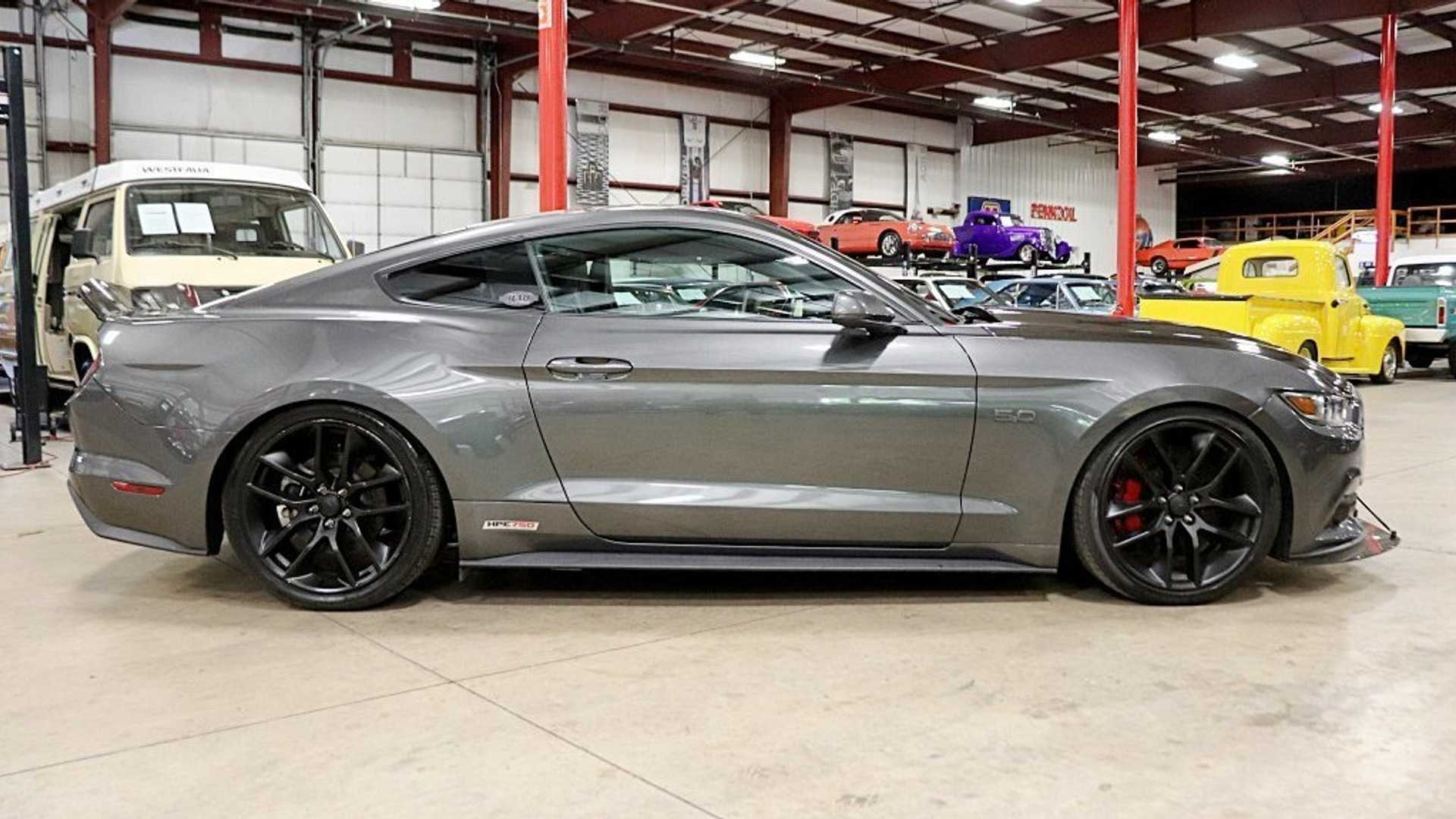"[""2015 Ford Mustang GT Hennessey Is A Supercharged Powerhouse""]"