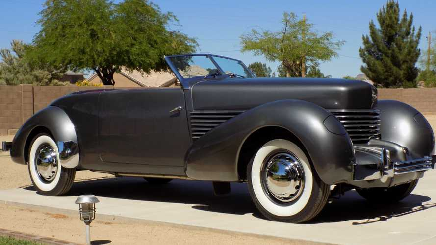 1936 Cord 810 Paved The Way For Modern Cars