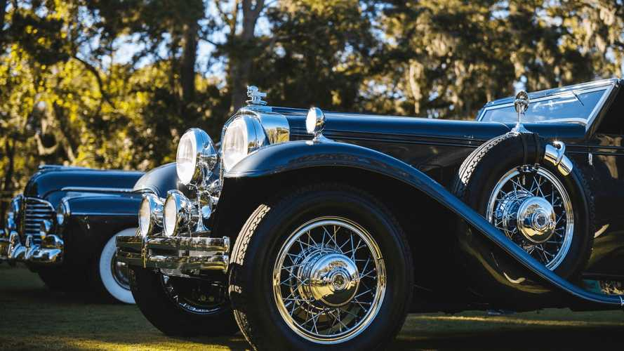 Celebrate Vintage Motoring with Classic Car Club Of America
