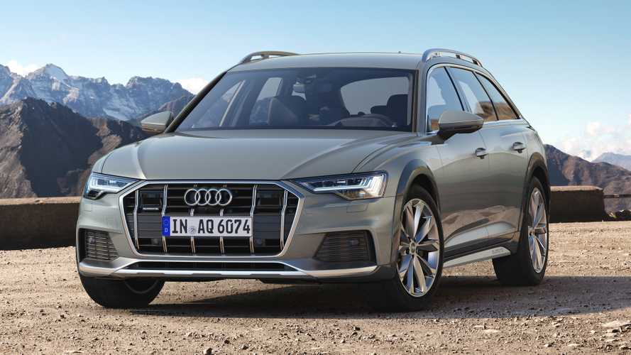 2020 Audi A6 Allroad Lands In North America, Gets Stuck In Canada
