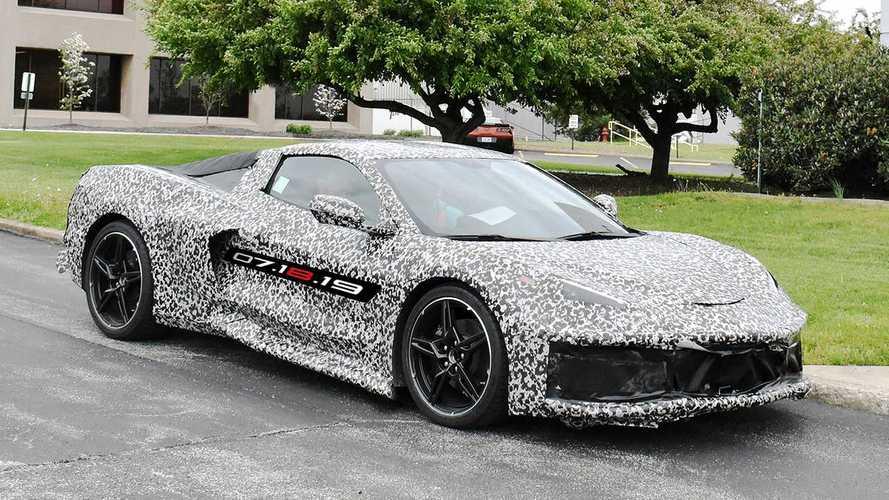 Nuova Chevrolet Corvette, dal Nurburgring il sound del V8
