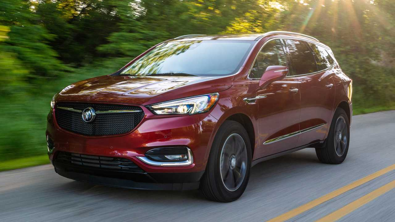2020 Buick Enclave Debuts With Sport Touring Package