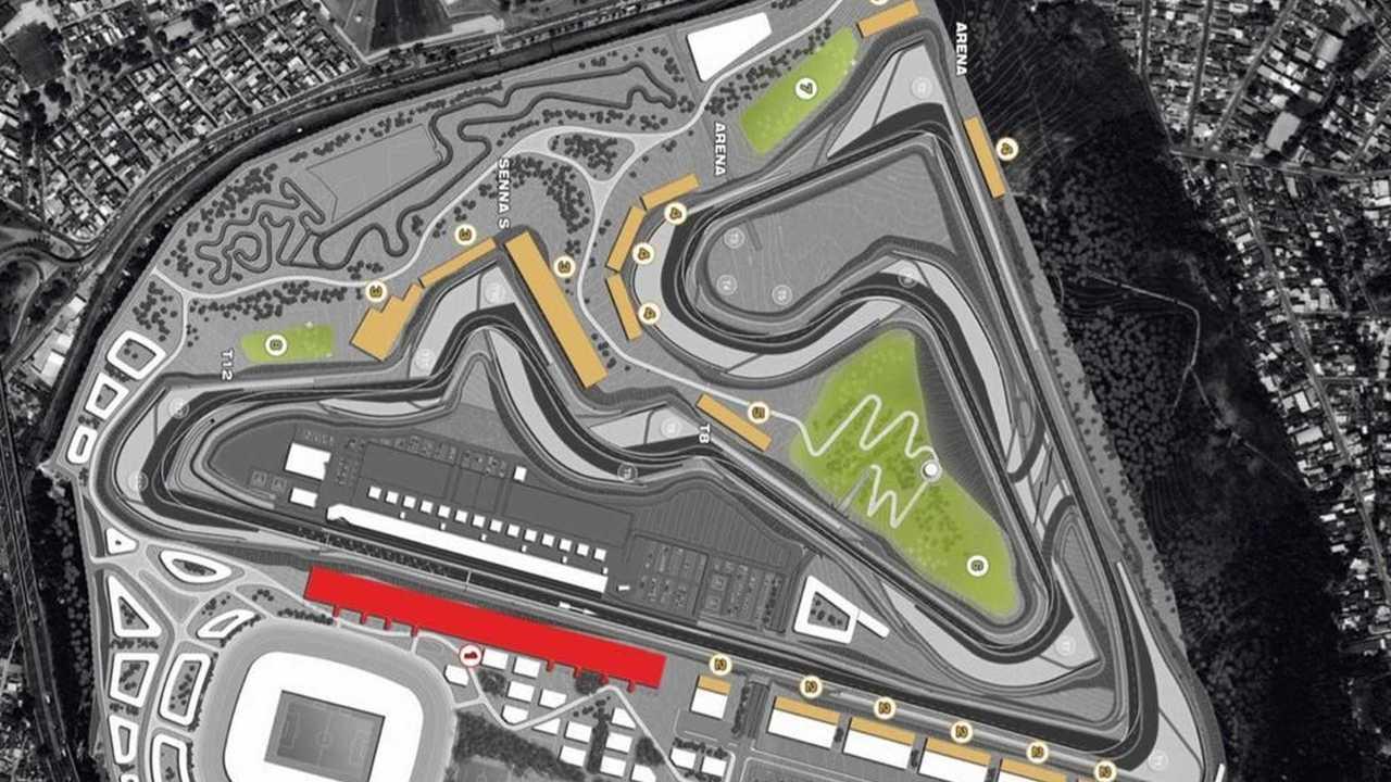Rio de Janeiro proposed design illustration