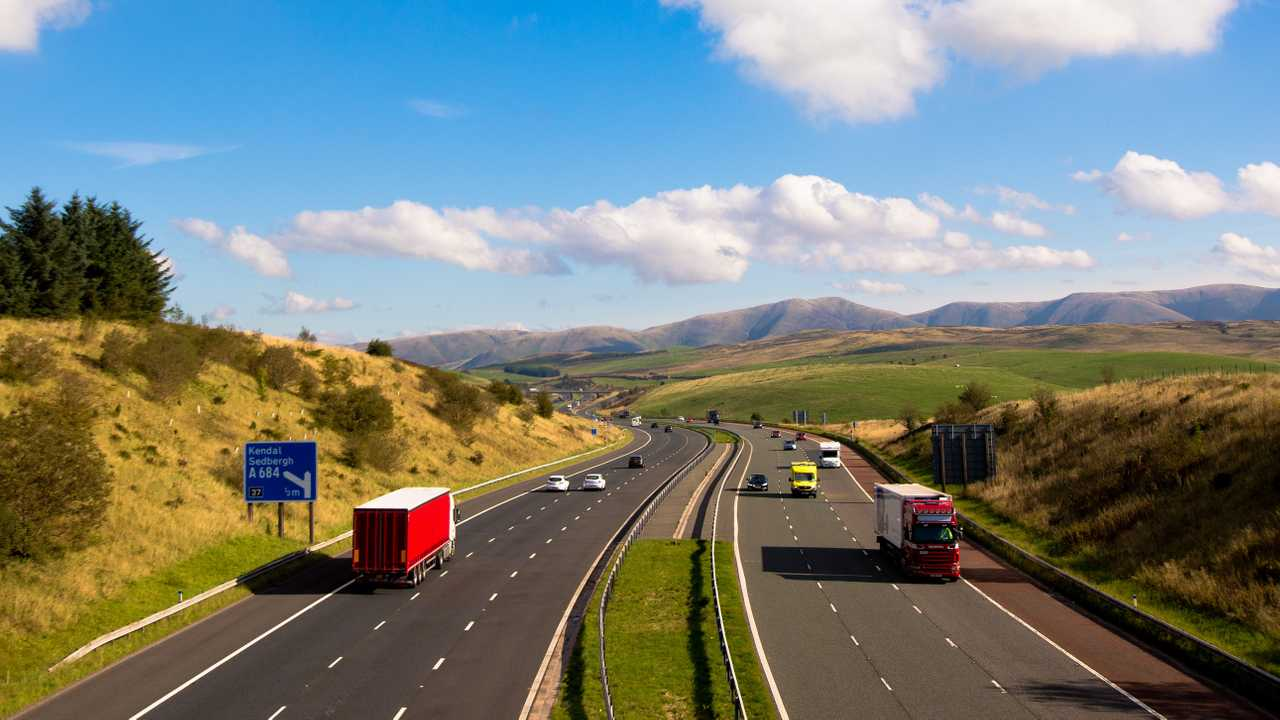 Drivers' Favourite Motorways Revealed In New Survey