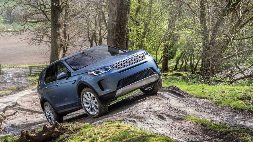 Land Rover Discovery Sport nacional será renovado no início de 2020