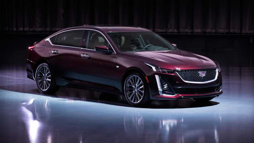 Cadillac CT5 Sedan Likely Won't Spawn Wagon Or Coupe Variants