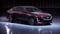 cadillac predstavil sedan ct5 kotoryj zamenit model cts