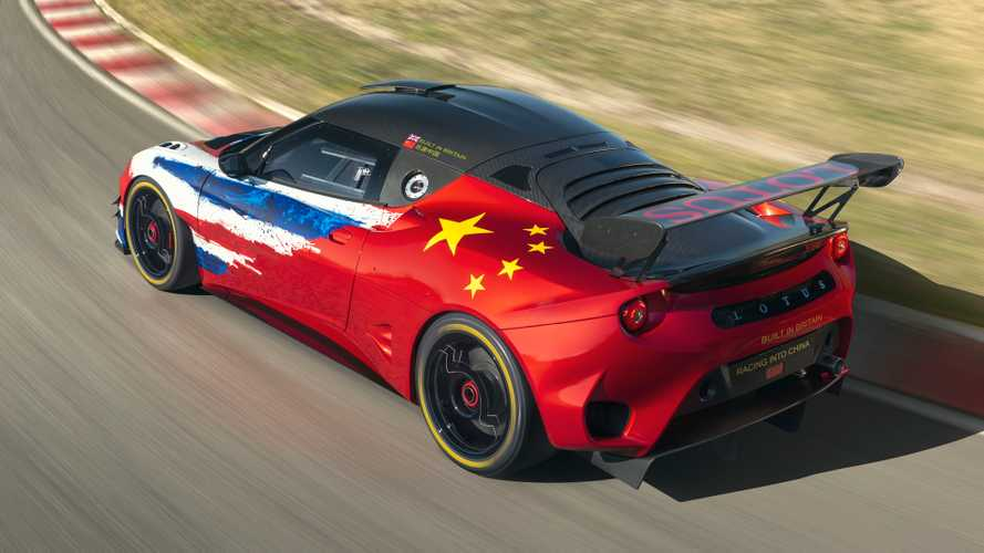 British and Chinese car industries announce new agreement