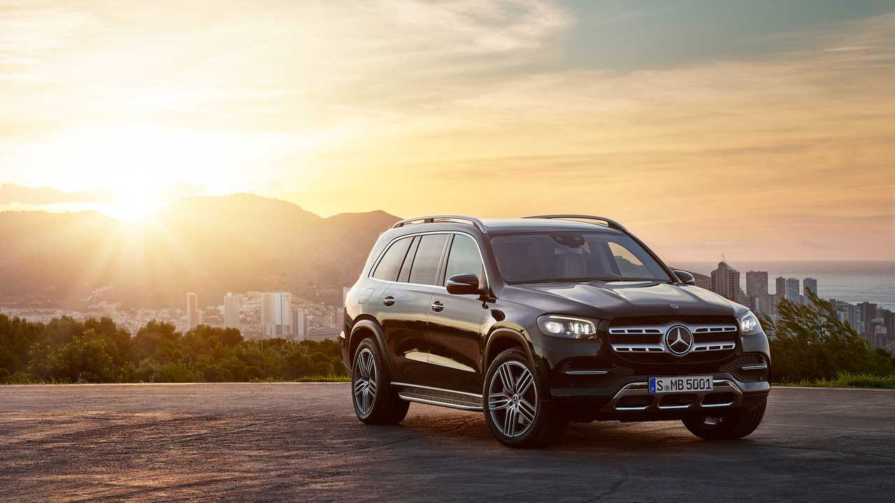2020 Mercedes-Benz GLS-Класс