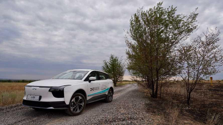 Aiways U5 - Le SUV électrique chinois se rapproche de l'Europe