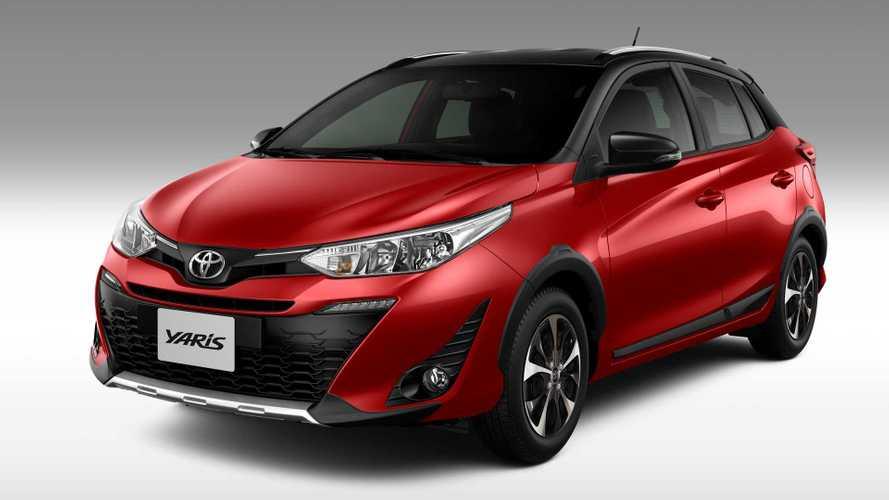 Toyota Yaris tem taxa 0% e 1ª parcela depois do Carnaval