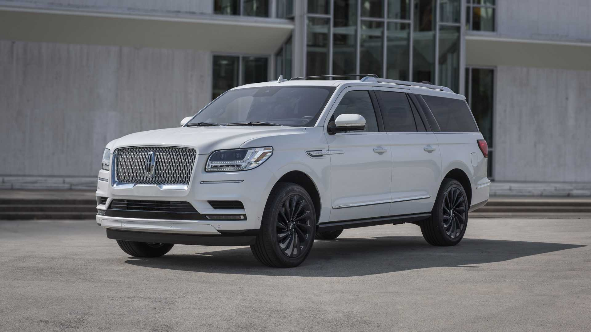 2020 Lincoln Navigator Price, Update, Interior >> 2020 Lincoln Navigator Debuts With 3 Styling Packs More Standard Tech