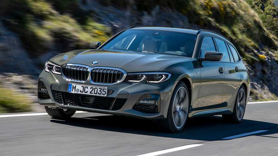 New £35,505 BMW 3 Series Touring  lands on UK shores