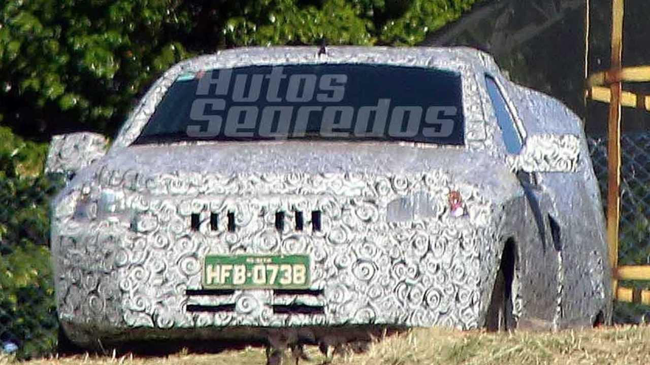 Flagra Nova Fiat Strada 2020