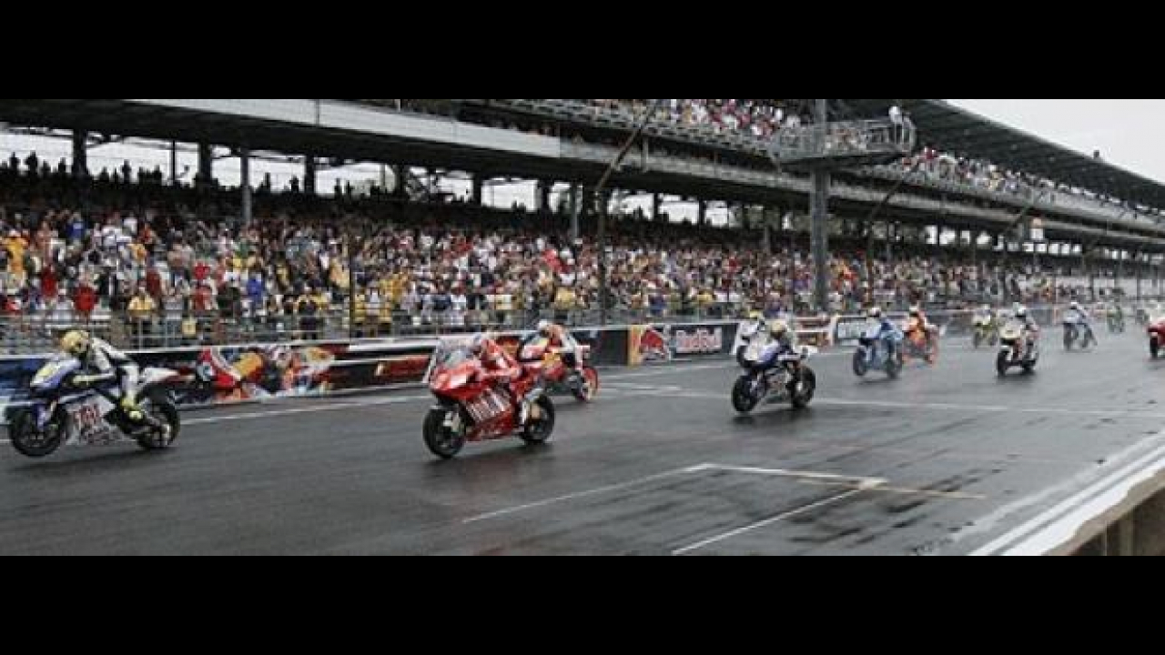 MotoGP 2011: week-end a Indianapolis