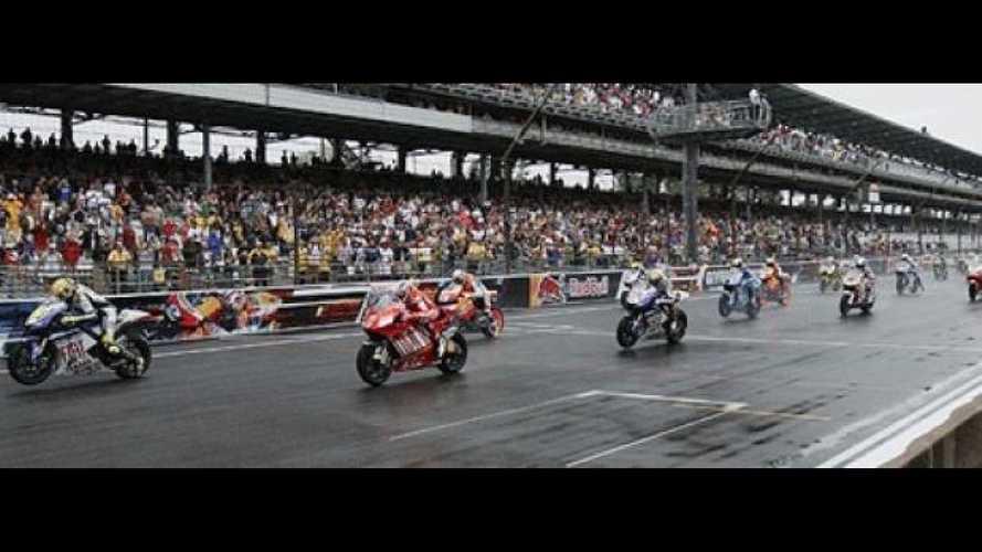 MotoGP 2011: week-end a Indianapolis